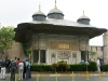 Istanbul_Brunnen von Sultan  Ahmet  III