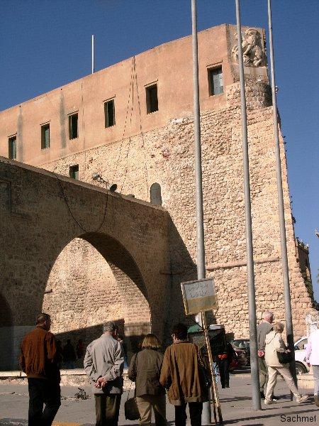 Tripolis_Die Festung As-Saray al-Hamra