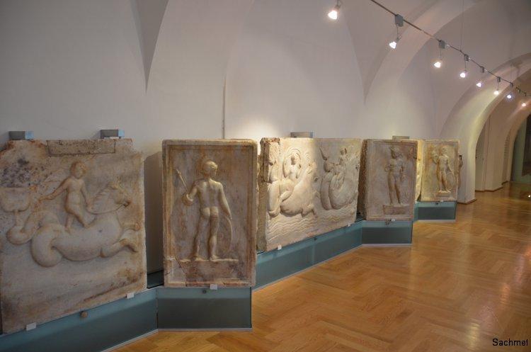 Varaždinske Toplice_ - Aquae Iasae - Museum