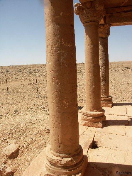 Wadi Ghirza_Nordnekropole_Grab A