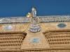Yazd - Tempel der Zoroastrier (Detail)