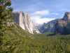 Yosemite Nationalpark - El Capitan und Half Dome