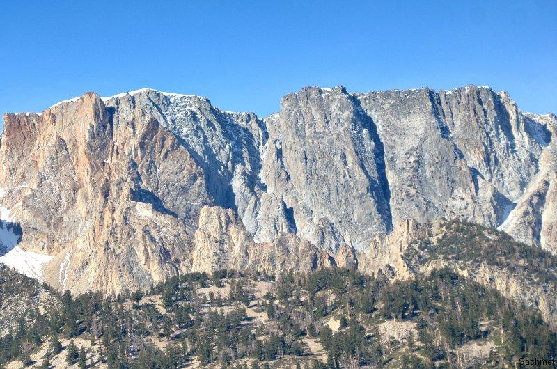 Die Sierra Nevada