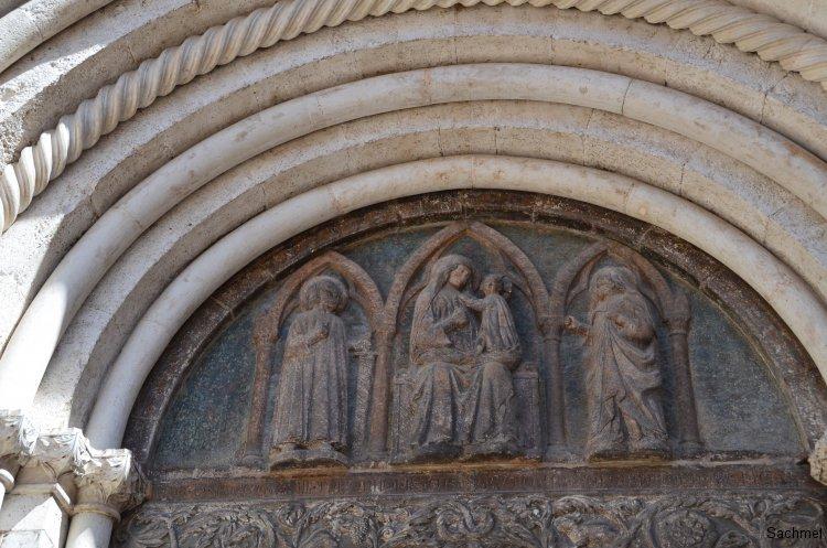 Zadar - Kirche Hl. Anastasia