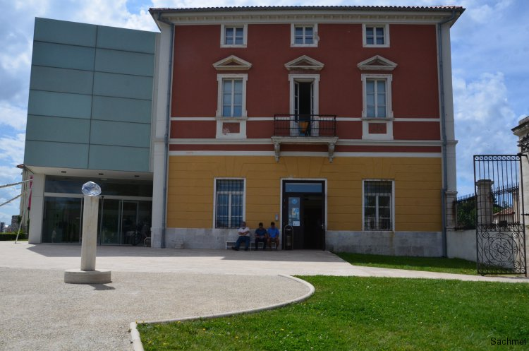 Zadar - Museum für Antikes Glas