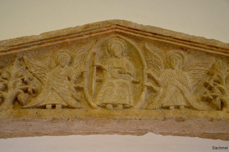 Zadar - Archäologisches Museum - Laurentius-Kirche - Toreingang