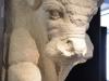 Zadar - Archäologisches Museum - Stierkopf (assyrisch)
